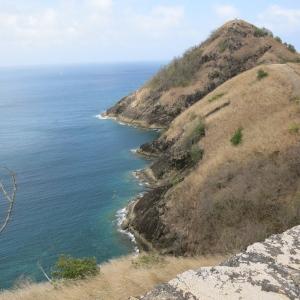 Immanently defensible Pigeon Island near Rodney Bay