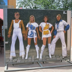 Fun at the ABBA museum