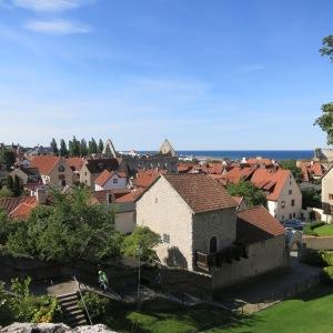 Visby, Gotland.