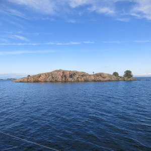 Another beautiful granite island in the Baltic