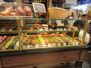 Why we love French bakeries.