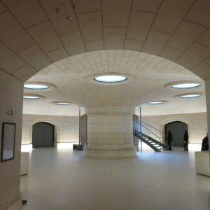 Basement at the Petit Palais