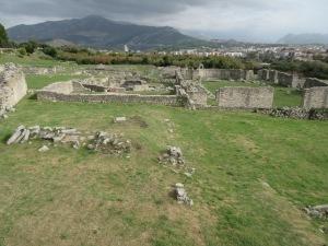 Salona ruins.