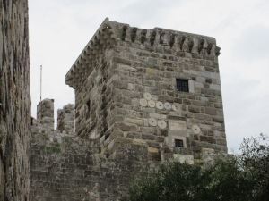 The Knights of St. John built the castle in Bodrum using stones from the then1700-year-old Mausoleum.