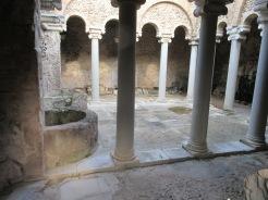 Ancient Roman Nymphaeum on Kos.