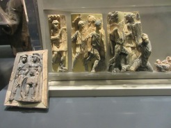 An ivory relief from a Terrace House.