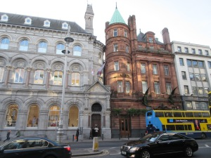 Some of the beautiful buildings around Dublin.