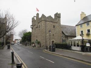 Dalkey Castle.
