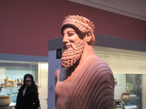 Cypriat sculpture, British Museum
